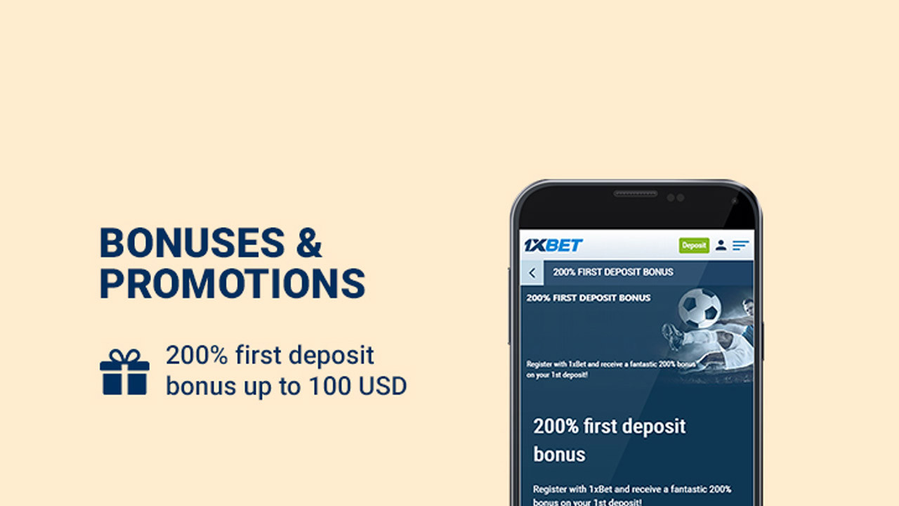 1xBet App Download for iOS