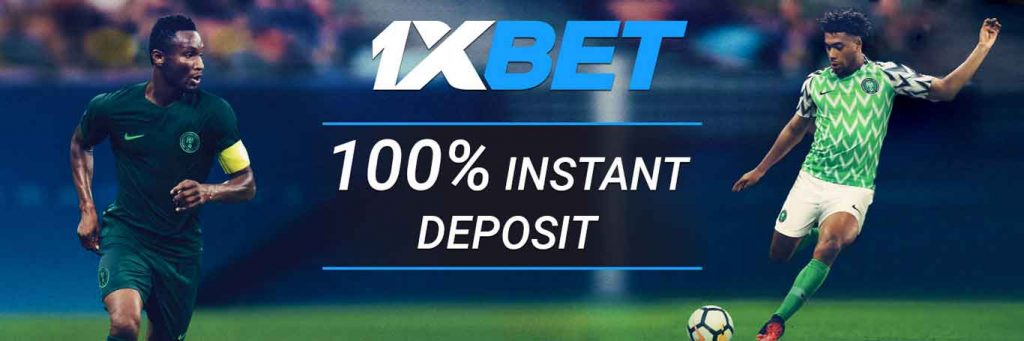 Registering on the 1xBet application